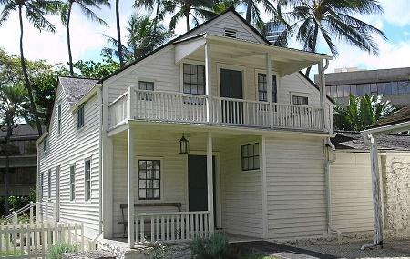 Hawaiian Mission Houses Historic Site And Archives Image