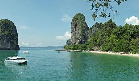 Phra Nang Beach Image