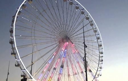 Marseille Ferris Wheel Image