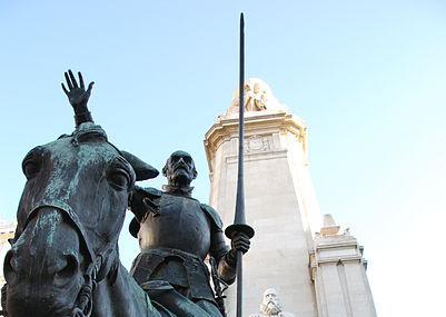Monumento A Cervantes Image