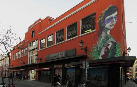 Mercado De Antón Martín Image