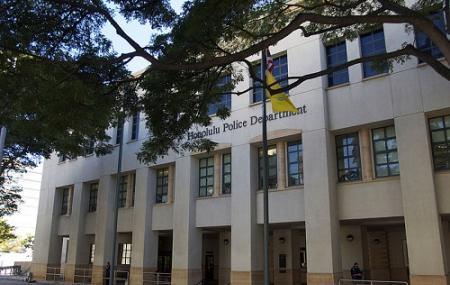 Honolulu's Police Department Museum Image