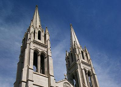 The Cathedral Basilica Of The Immaculate Conception Image