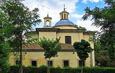 Ermita De San Antonio De La Florida Image