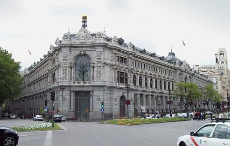 Banco De Espana Image