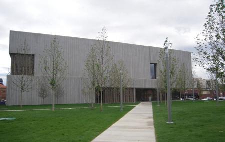 Clyfford Still Museum Image