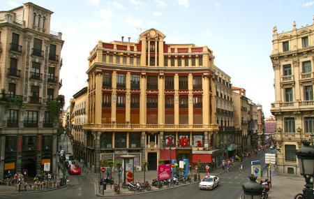 Plaza De Canalejas Image