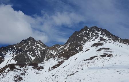 Twin Peaks Trailhead Image