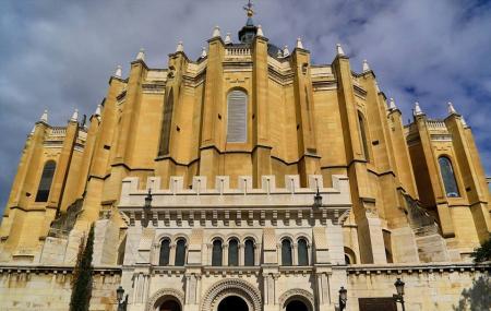 Parroquia De Santa Teresa Y San Jose Madrid Image