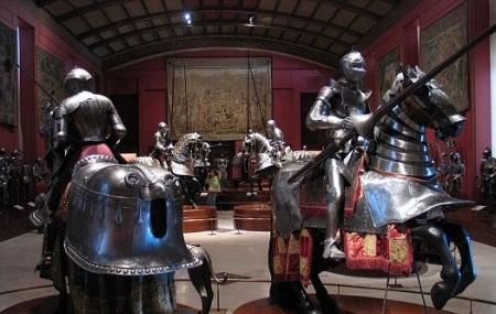 The Royal Armoury Of Madrid Image