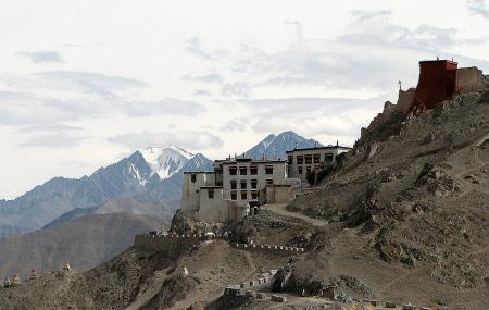 Shey Monastery Image