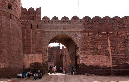 Pokhran Fort Image