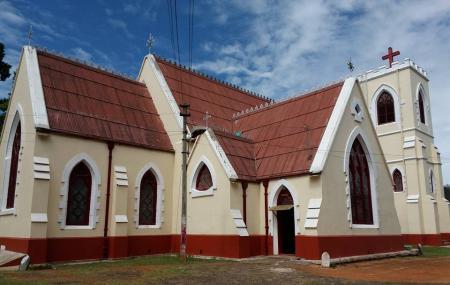 St. Thomas Church Image