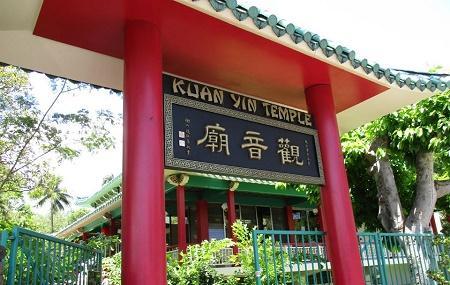 Kuan Yin Temple Image