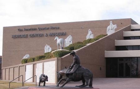 American Quarter Horse Hall Of Fame Image