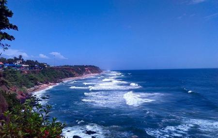 Varkala Beach Image