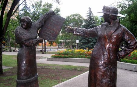 Famous Five Monument Image