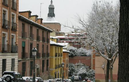 Plaza De La Paja Image