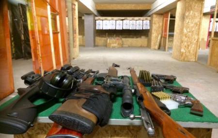 Tondi Shooting Range Image