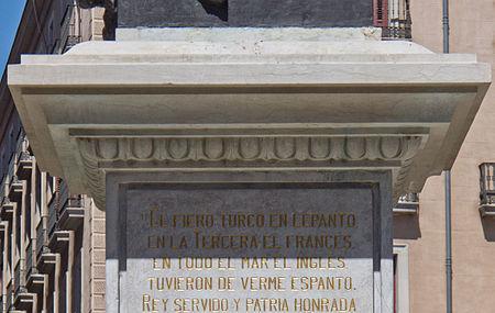 Monumento De Alvaro De Bazan Image
