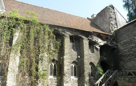 Dominican Monastery Claustrum Image