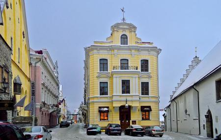 Kalev Marzipan Museum Room Image