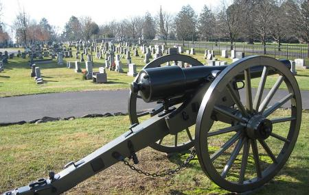 Evergreen Cemetery Image