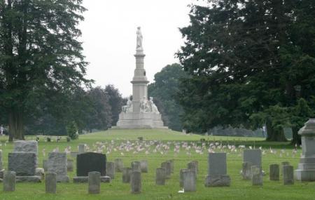 Gettysburg National Cemetery Image