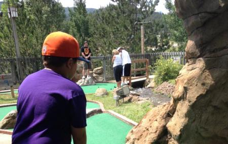 Estes Park Ride-a-kart & Cascade Creek Mini-golf, Estes Park