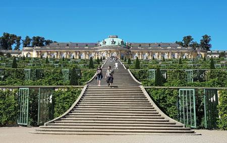Sanssouci Palace Image