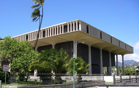 Hawaii State Capitol Image