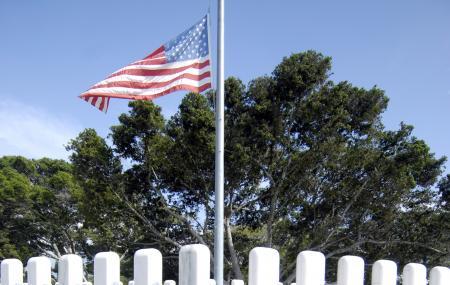 U S S Oklahoma Memorial Image