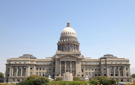 Idaho State Capitol Image