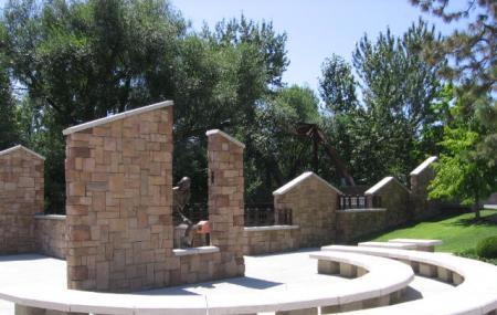 Idaho Anne Frank Memorial Image