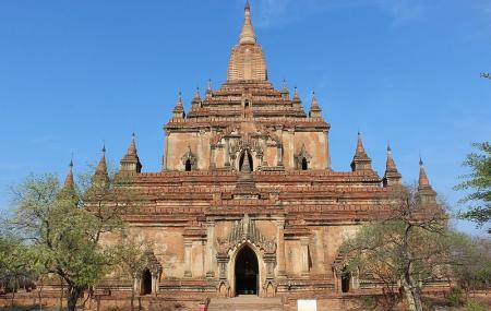 Sulamani Guphaya Temple, Bagan