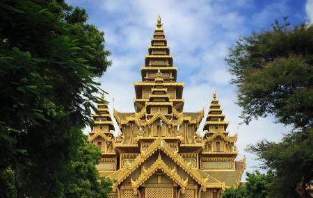 Bagan Golden Palace Image