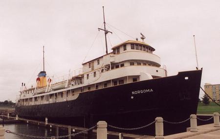 Museum Ship Norgoma Image