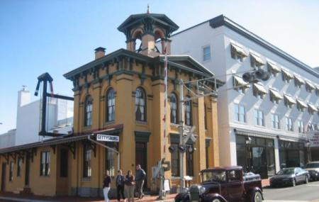 Gettysburg Railroad Station Image