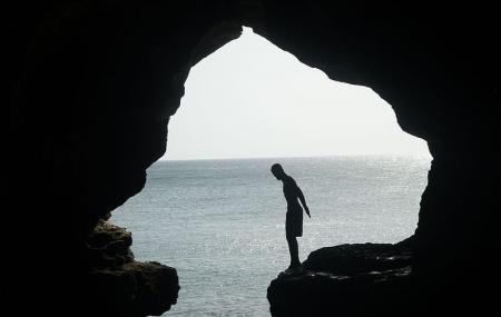 Hercules Cave And Ba Kacem Beach Image