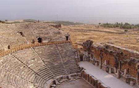 Hierapolis And Pamukkale, Denizli