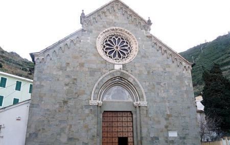 Chiesa Di San Lorenzo, Cinque Terre
