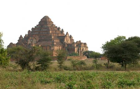 Dhammayazika Pagoda Image