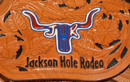 Jackson Hole Rodeo Grounds Image