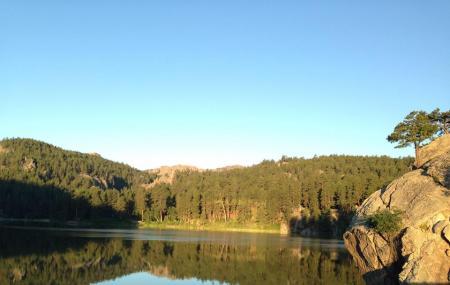 Horse Thief Lake Image