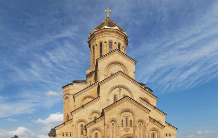 Tbilisi Sameba Cathedral Image