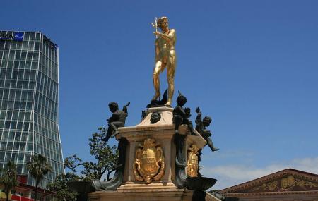 The Neptune Fountain Image