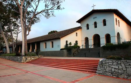 Mission San Luis Obispo De Tolosa Image
