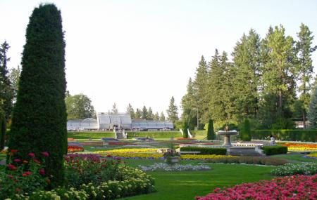 Manito Park And Botanical Gardens Image