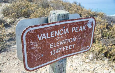 Valencia Peak Image