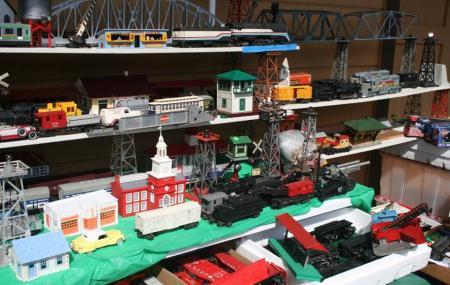 San Luis Obispo Railroad Museum Image